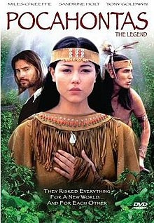 poster Pocahontas The Legend (1999)