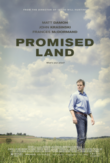 poster Promised Land (2012)