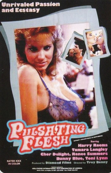 poster Pulsating Flesh (1987)