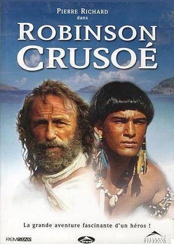 poster Robinson Crusoe (2003)