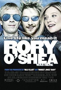 poster Rory O'Shea Was Here (2004)
