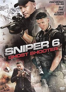 poster Sniper Ghost Shooter (2016)
