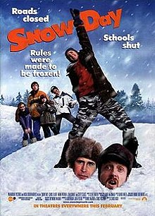 poster Snow Day (2000)