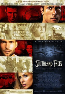 poster Southland Tales (2006)
