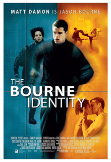 poster The Bourne Identity (2002)