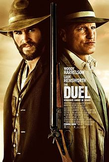 poster The Duel (2016)