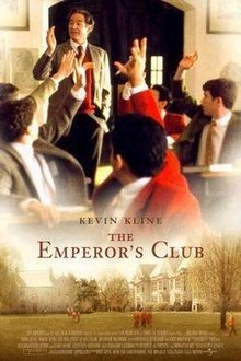 poster The Emperor's Club (2002)
