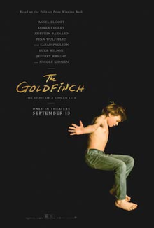 poster The Goldfinch (2019)