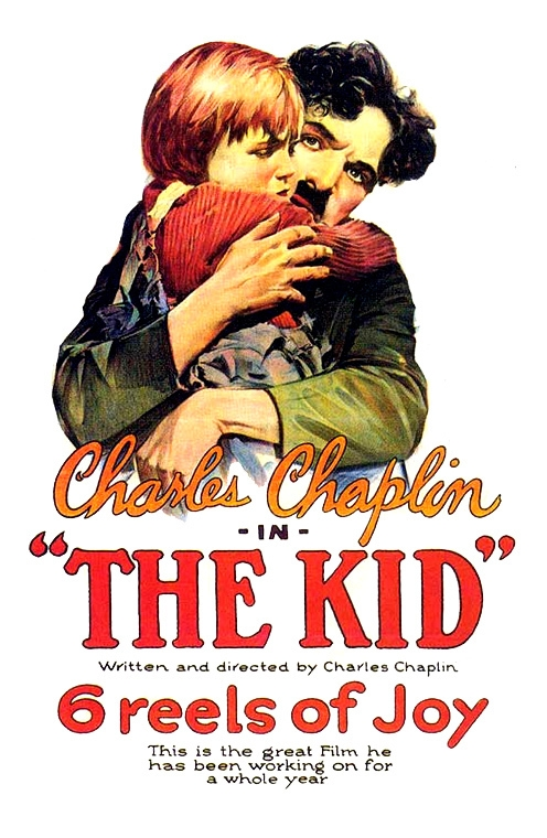 poster The Kid (1921)
