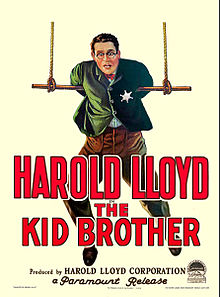 poster The Kid Brother (1927)