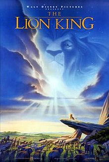 poster The Lion King (1994)