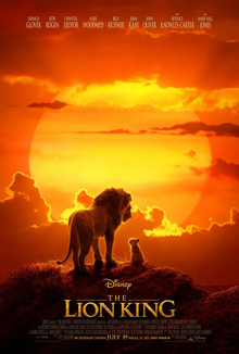 poster The Lion King (2019)