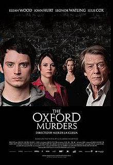 poster The Oxford Murders (2008)