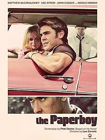 poster The Paperboy (2012)