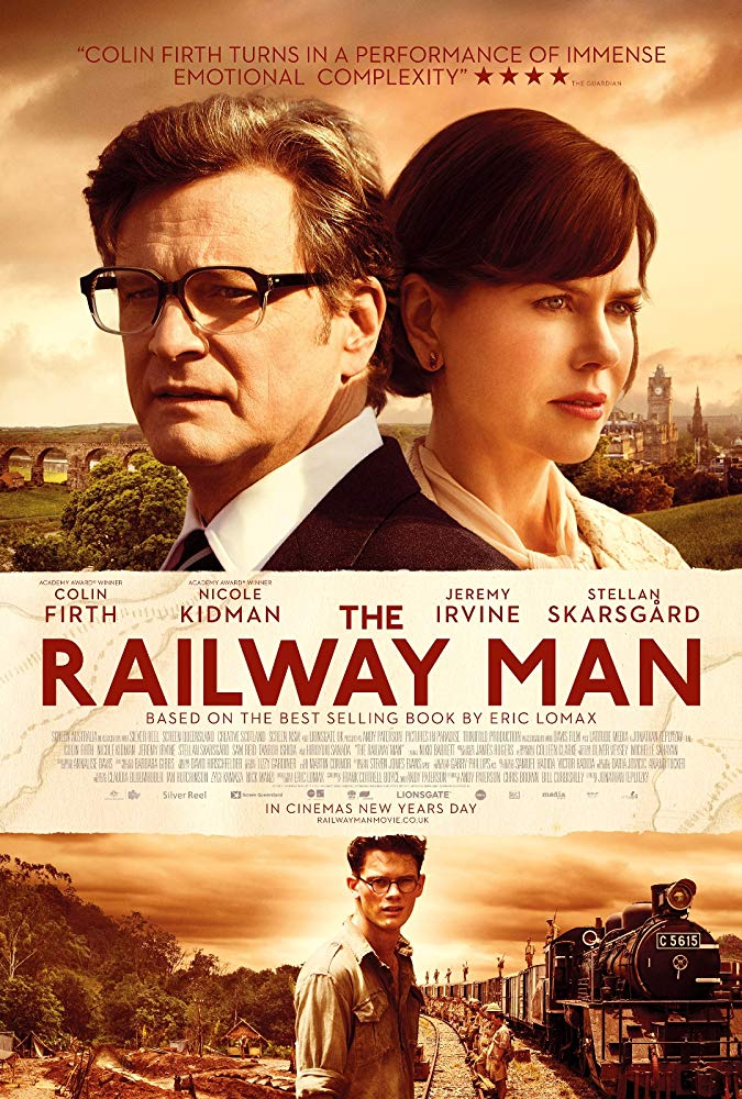 poster The Railway Man (2013)
