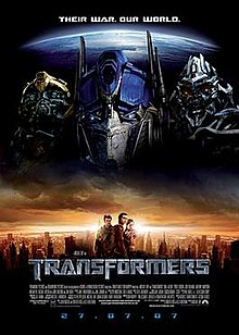 poster Transformers (2007)