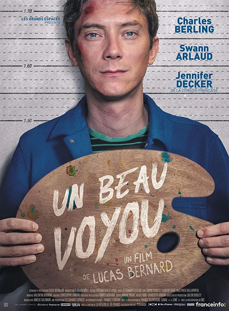 poster Un beau voyou (A Clever Crook) (2018)