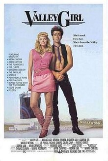 poster Valley Girl (1983)