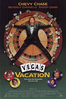 poster Vegas Vacation (1997)