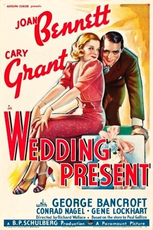 poster Wedding Present (1936)