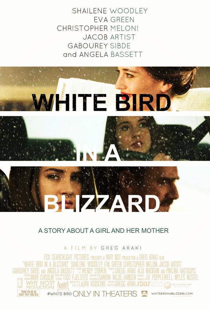 poster White Bird in a Blizzard (2014)