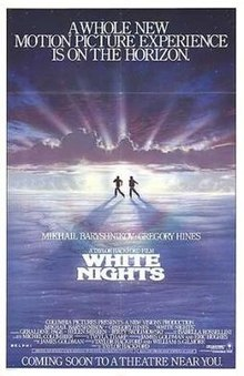 poster White Nights (1985)