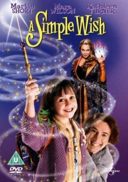 poster A Simple Wish (1997)