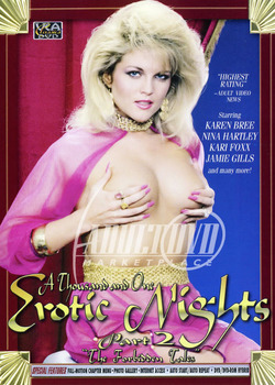 poster A Thousand and One Erotic Nights Part II The Forbidden Tales (1988)