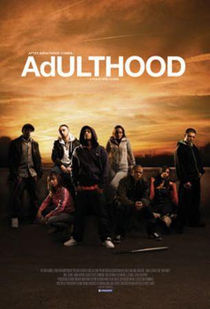 poster Adulthood (2008)