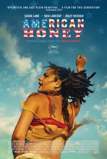 poster American Honey (2016)