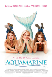 poster Aquamarine (2006)