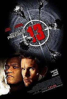 poster Assault on Precinct 13 (2005)