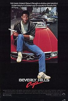 poster Beverly Hills Cop (1984)