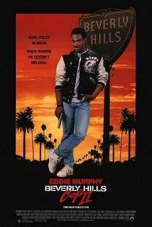 poster Beverly Hills Cop II (1987)