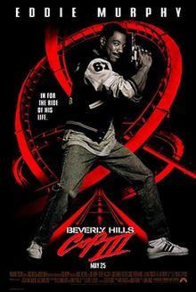 poster Beverly Hills Cop III (1994)