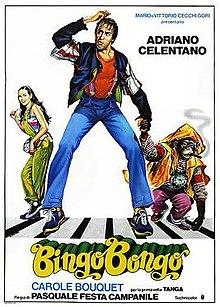 poster Bingo Bongo (1983)