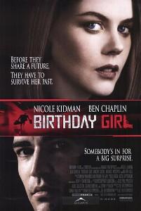 poster Birthday Girl (2001)