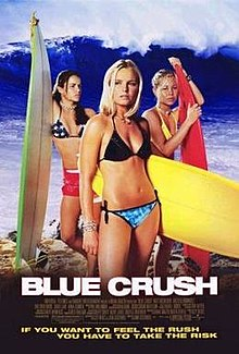 poster Blue Crush (2002)