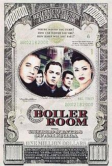poster Boiler Room (2000)