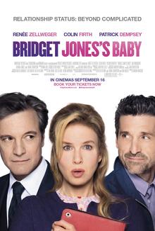 poster Bridget Jones's Baby (2016)