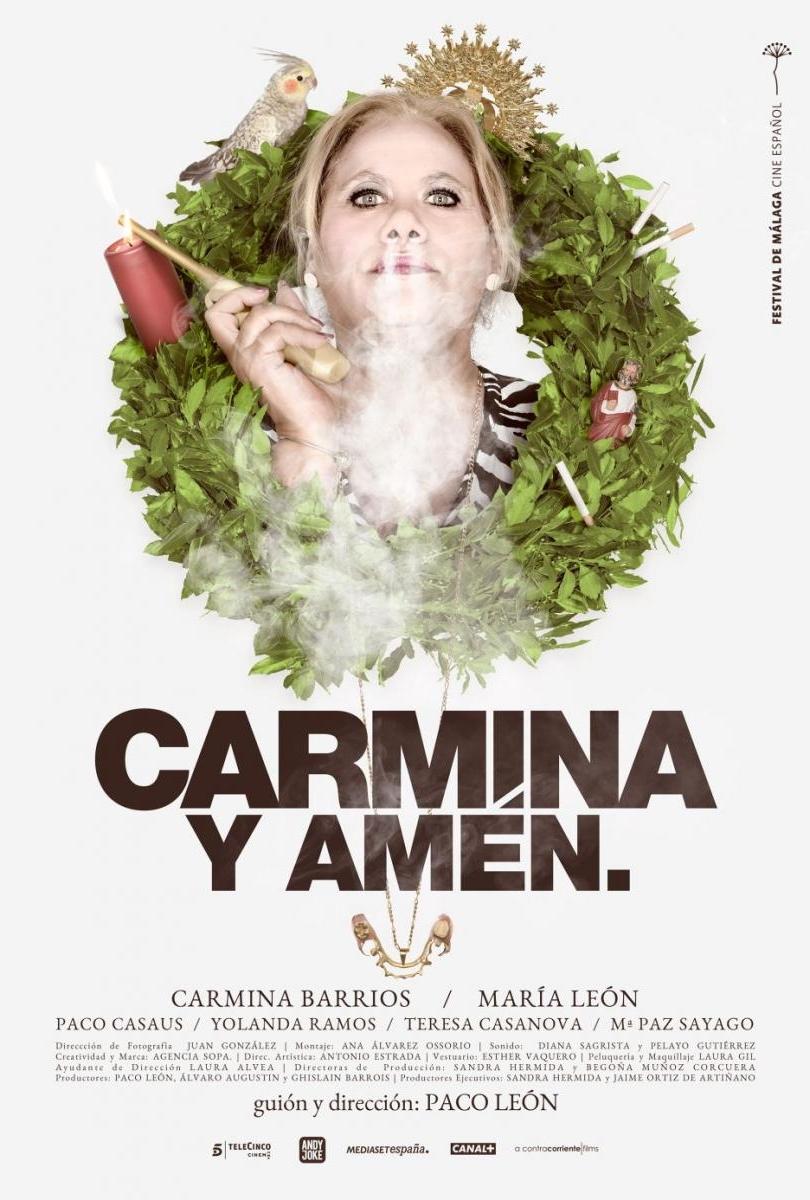 poster Carmina y amén aka Carmina II (2014)