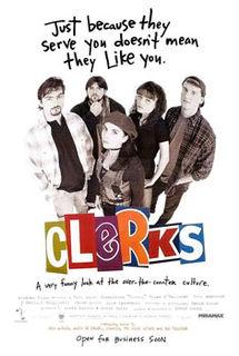 poster Clerks (1994)