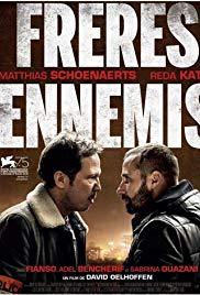 poster Close Enemies (Freres Ennemis) (2018)