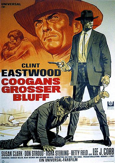 poster Coogan's Bluff (1968)