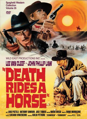 poster Death Rides a Horse - Da uomo a uomo (1967)