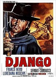 poster Django (1966)