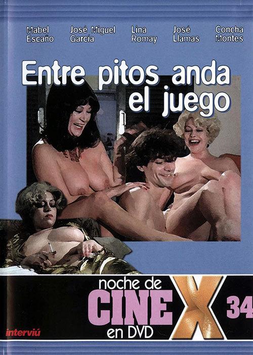 poster Entre pitos anda el juego (1986)