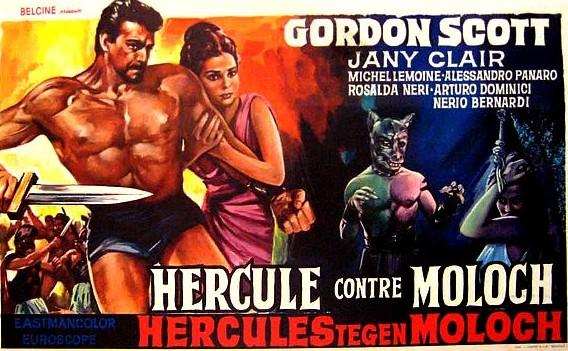 poster Ercole contro Moloch (Conquest of Mycene) (1963)