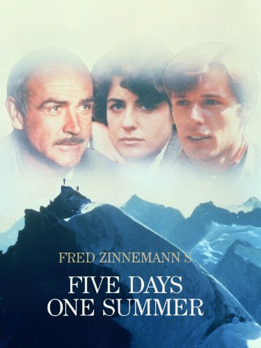 poster Five Days One Summer (1982)