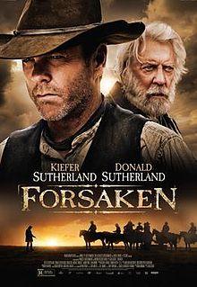 poster Forsaken (2015)